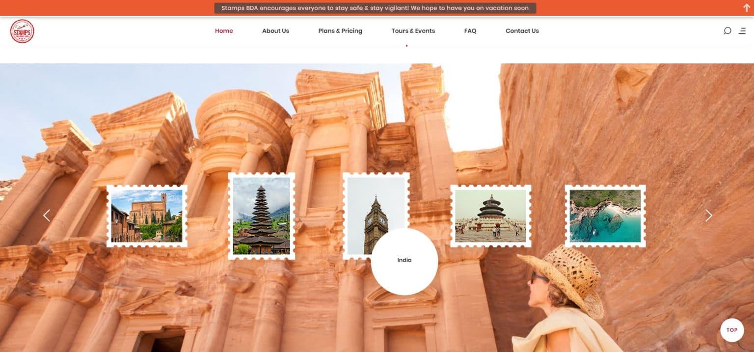 Stamps BDA