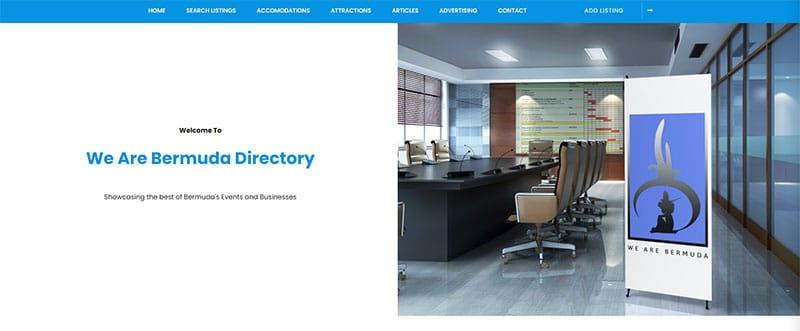We Are Bermuda Directory